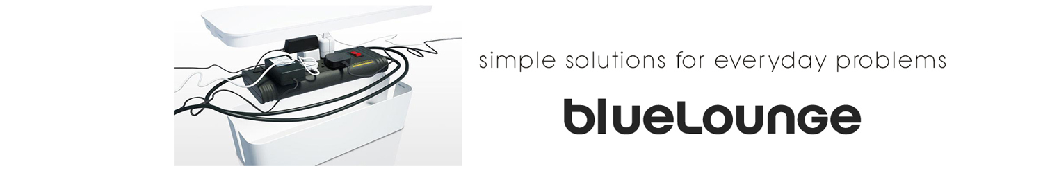 Blue Lounge Simple solutions for everyday problems