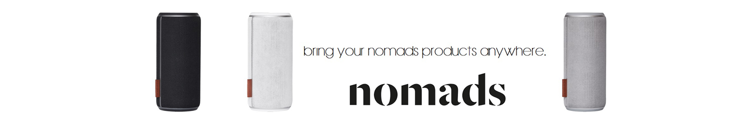 Bring your nomads products anywhere