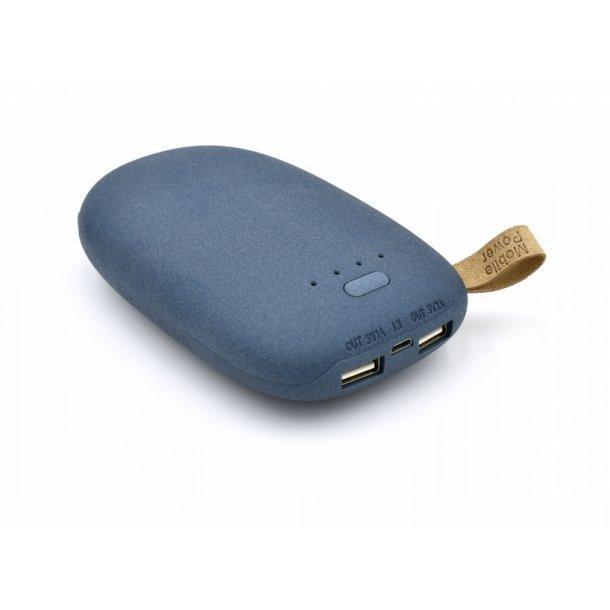 SERO Stone powerbank 10400 mAh, blå