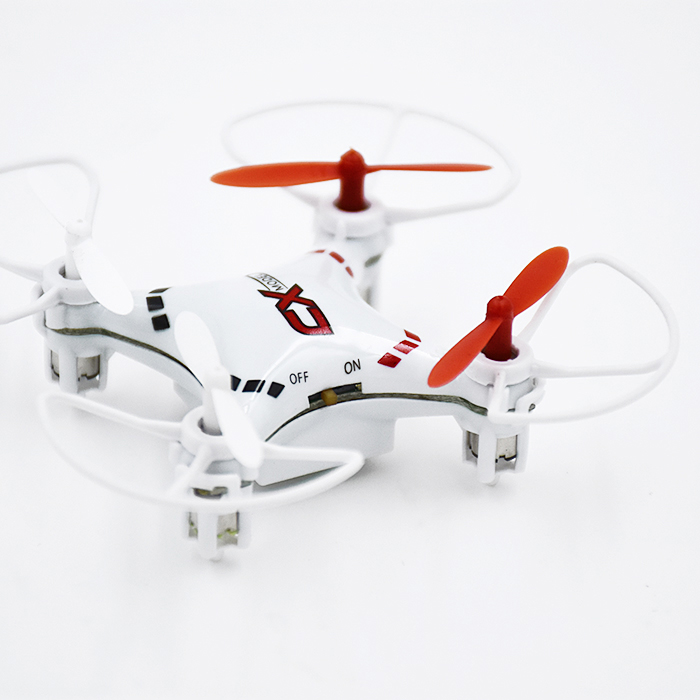 Image of   Quadcopter Drone 2.4GHz, CX023, m. remote control