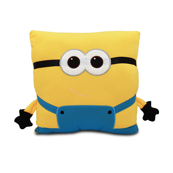 Image of   Minions Pude, 30x28 cm