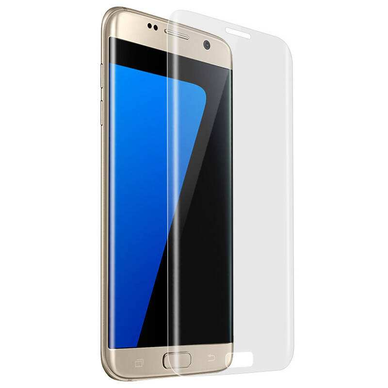 Image of   SERO Tempered Glass Protection film for SAMSUNG GALAXY S7 EDGE (curved)