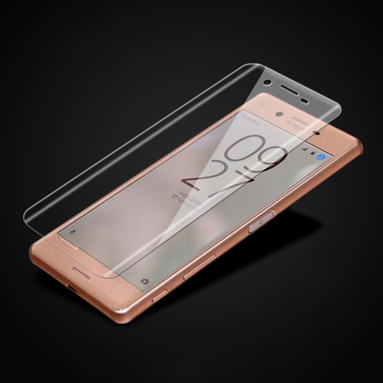 Image of   SERO Tempered Glass Protection film til SONY XPERIA XZ (curved)