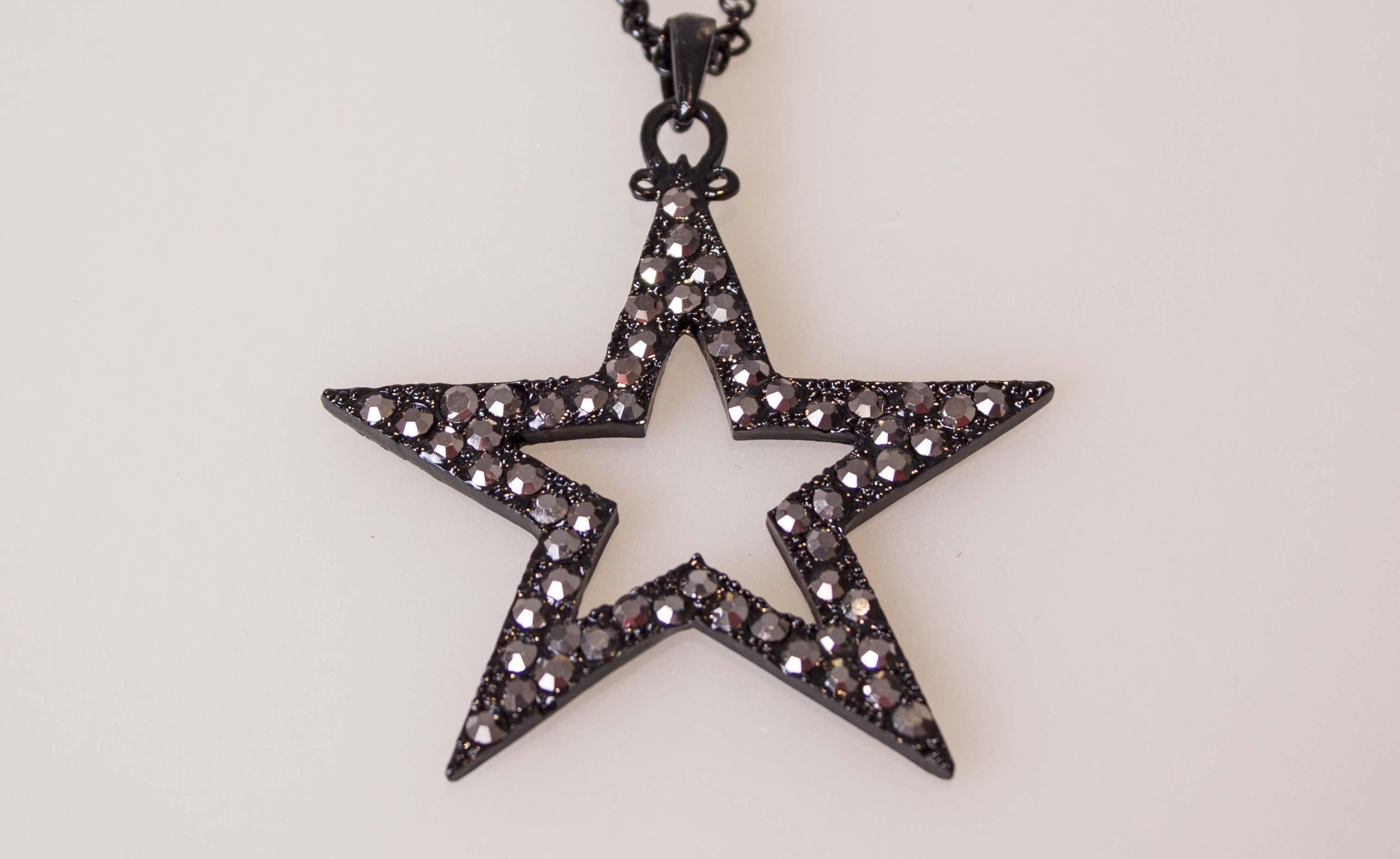 Passero halskæde med stjerne