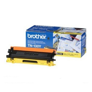 Image of   Brother TN130 Y Gul Lasertoner, Original