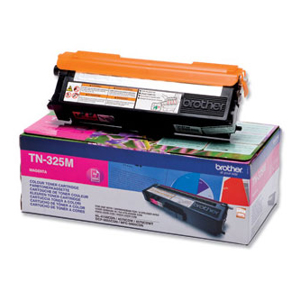 Image of   Brother TN325 M Magenta Lasertoner, Original