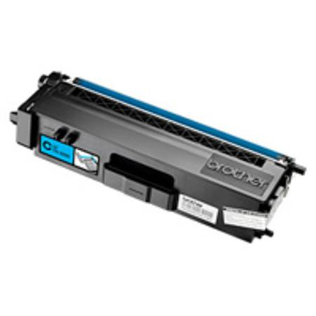 Image of   Brother TN328 C Cyan lasertoner, Original