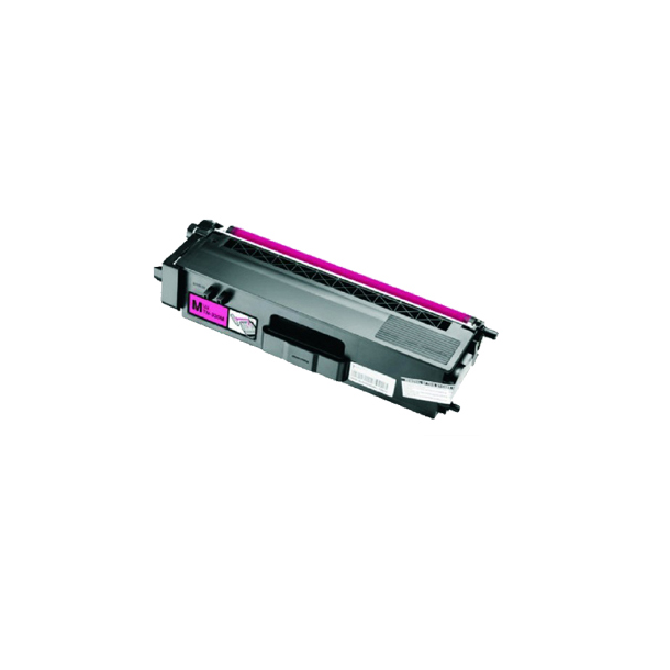 Brother TN370 M Lasertoner, Magenta, (1500 sider)