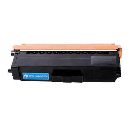 Kompatibel Brother TN325 C Lasertoner, Cyan, , 3500 sidor