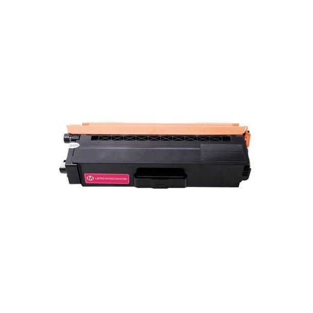Brother TN345 M Lasertoner, Magenta, 3500 sider