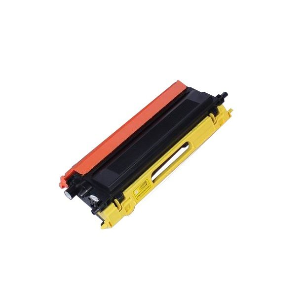 Brother TN155 Y, Lasertoner, Gul,