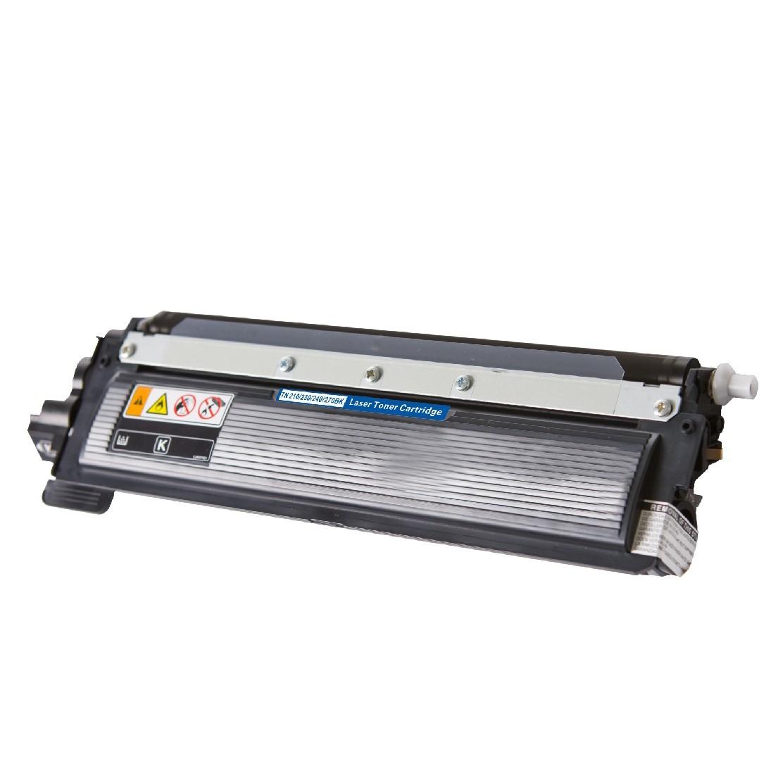 Image of   Brother TN210 BK Lasertoner, Sort, kompatibel (2200 sider)