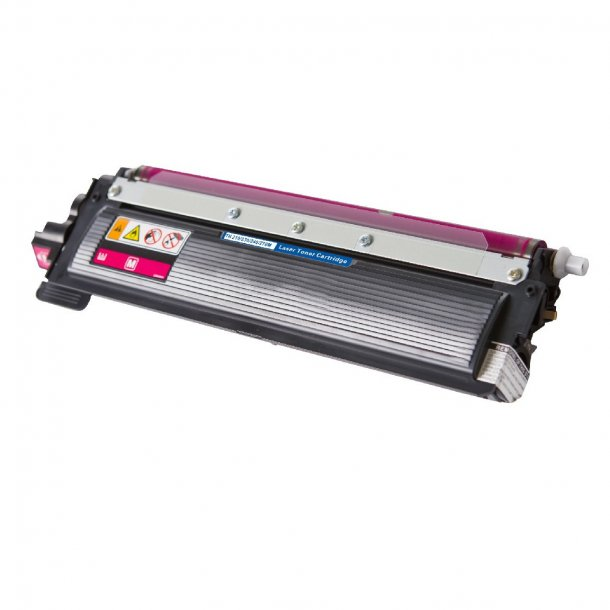 Brother TN230 M Lasertoner, Magenta, (1400 sider)