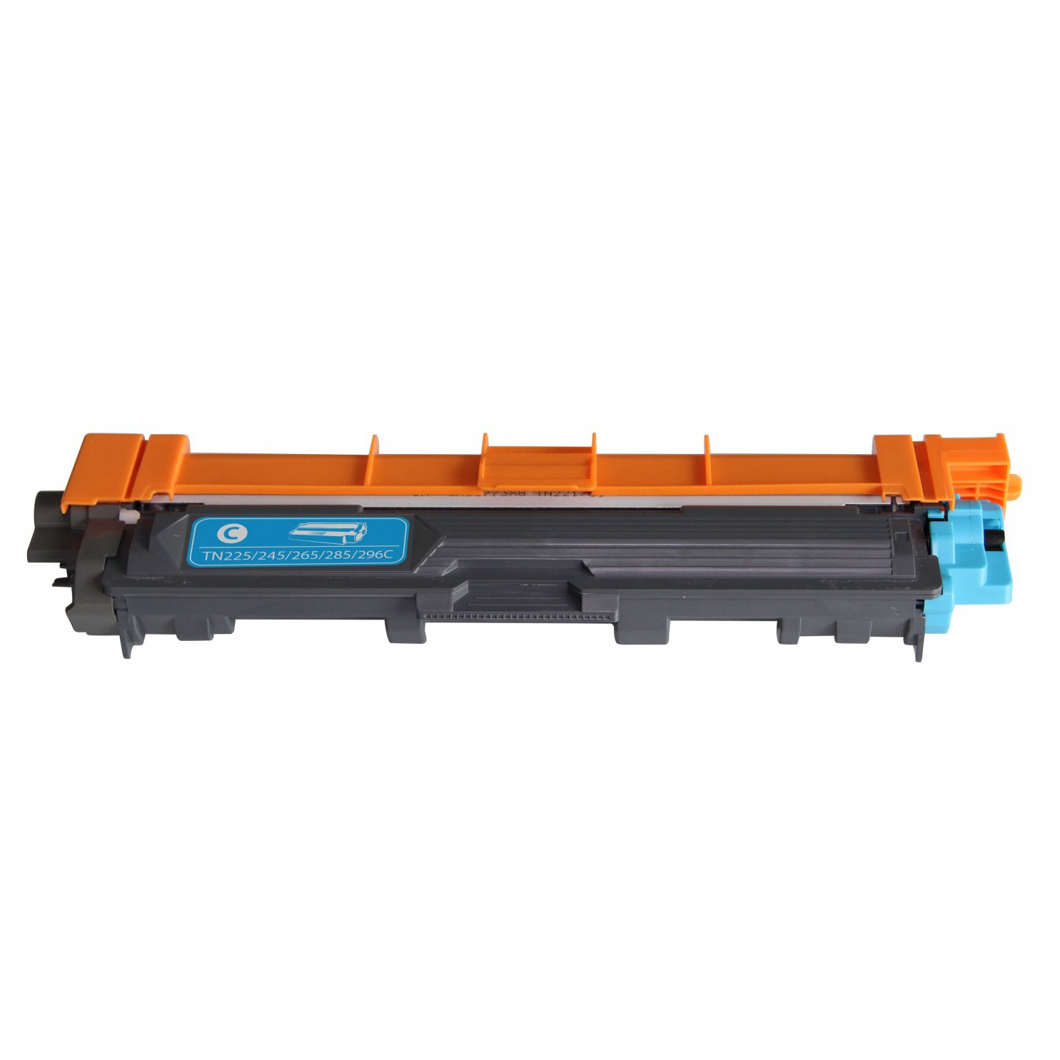 Brother TN225 C Lasertoner, Cyan, kompatibel (2200 sider)