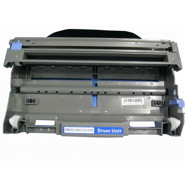 Brother DR520, tromle Sort, (25000 sider)