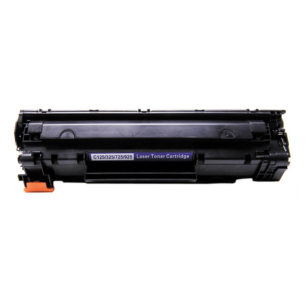 Image of   Canon CRG125/325/725/925 Lasertoner sort, kompatibel