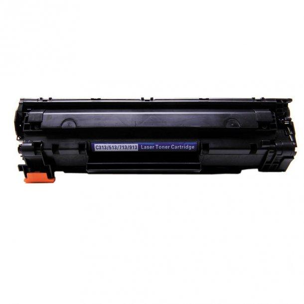 Canon CRG313/513/713/913 BK Lasertoner sort, (2000 sider)