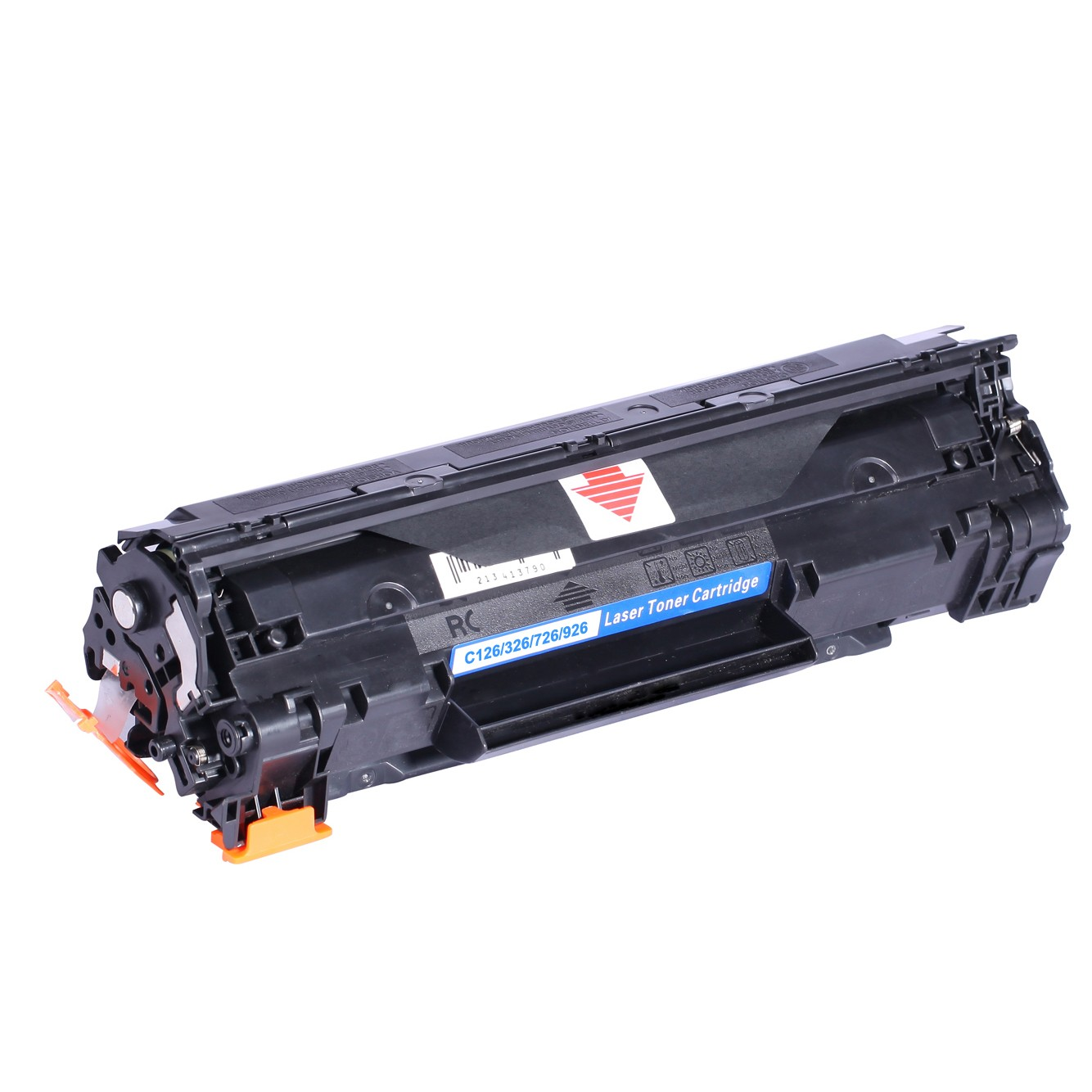 Image of   Canon CRG126/326/726/926 BK Lasertoner sort, kompatibel (2100 sider)
