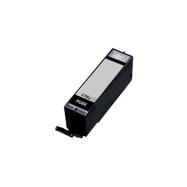 Canon PGI 570 XL BK 23 ml sort blækpatron