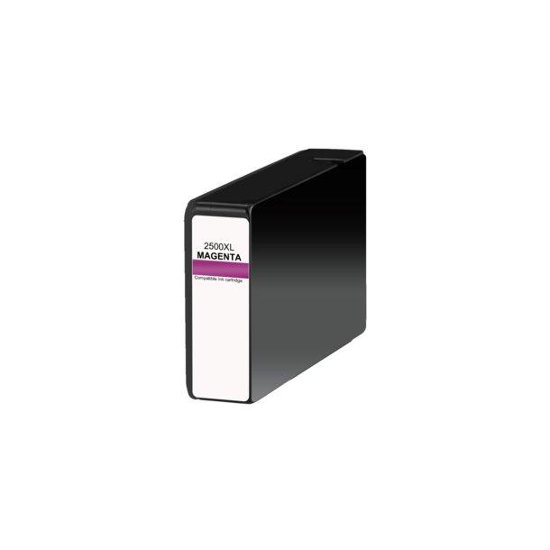 Canon PGI 2500 XL M magenta Pigment blækpatron (20 ml)