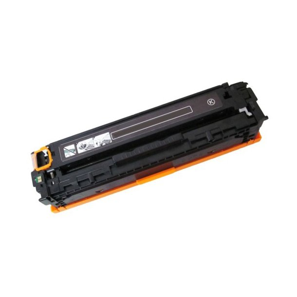 Canon CRG 118/318/718 BK Lasertoner sort, (3500 sider)