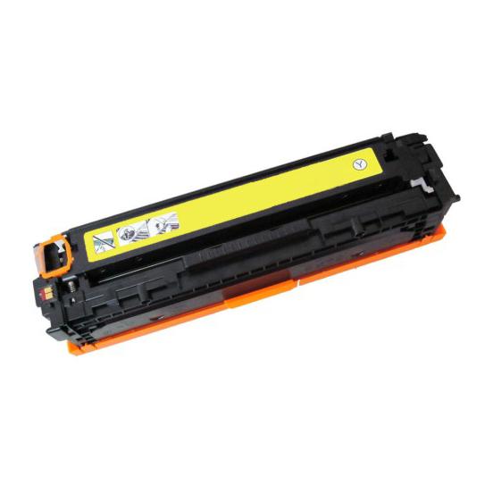 Image of   Canon CRG 118/318/718 Y Lasertoner gul, kompatibel (2800 sider)