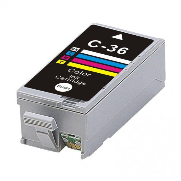Canon CLI 36C blækpatron Farve 12,5 ml
