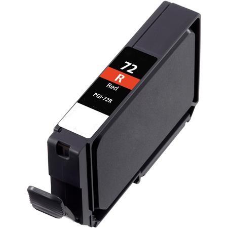 Canon PGI-72 R (6410B001) Rød, kompatibel blækpatron (15 ml)