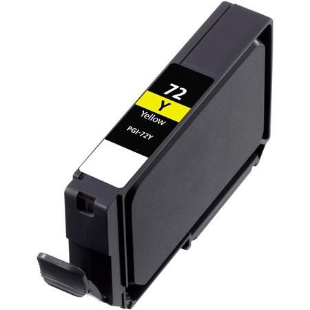 Canon PGI-72 Y (6406B001) Gul, kompatibel blækpatron (15 ml)