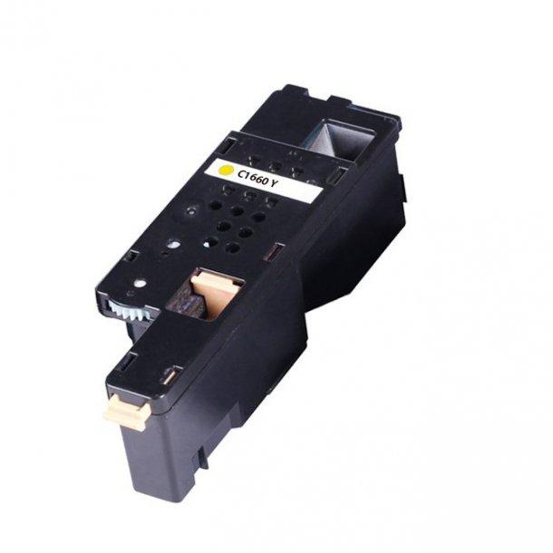 Dell C1660 Y Lasertoner Gul 1000 sider