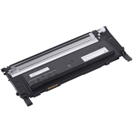 Image of   Dell 1230 / 1235 BK (593-10493) Lasertoner,sort.Kompatibel, 1500 sider