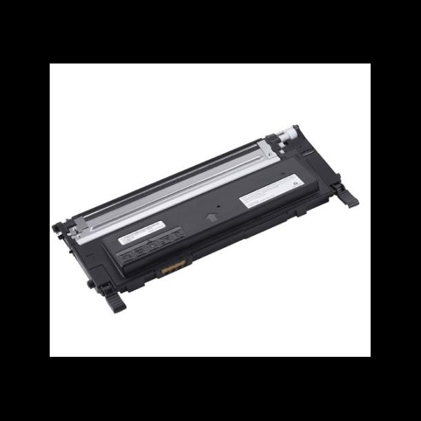 Dell 1230 / 1235 BK (593-10493) Lasertoner sort 1500 sider