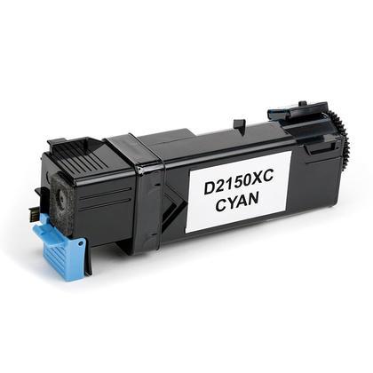Image of   Dell 2150/2155C (593-11041/331-0716) Lasertoner,Cyan.Kompatibel,2500 sider