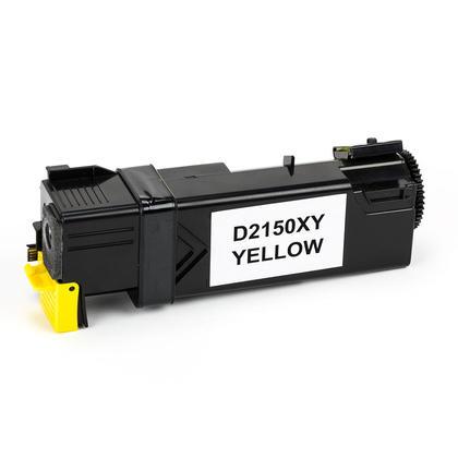 Image of   Dell 2150/2155Y (593-11037/331-0718) Lasertoner,Gul.Kompatibel,2500 sider