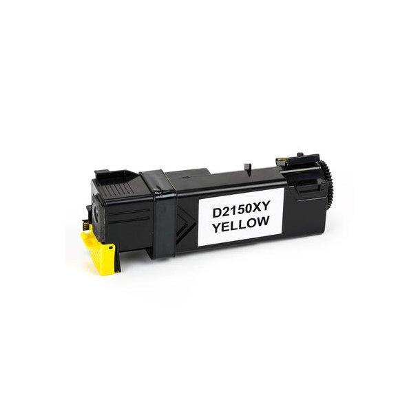 Dell 2150/2155Y (593-11037/331-0718) Lasertoner Gul 2500 sider