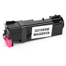 Kompatibel Dell 2150/2155M 593-11033/331-0717 Lasertoner - Kompatibe - Magenta 2500 sidor