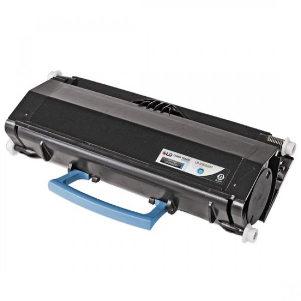 Image of   Dell 3330B (330-5207) BK Lasertoner, sort, kompatibel (14000 sider)