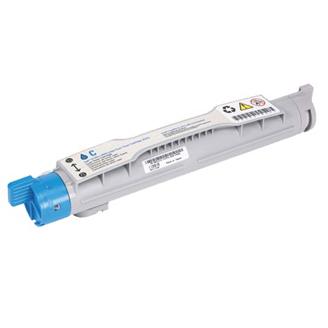 Image of   Dell 5110C (593-10119) Lasertoner,Cyan.Kompatibel,12000 sider