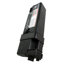 Image of   Dell C1320BK (593-10258) Lasertoner,sort.Kompatibel,2000 sider