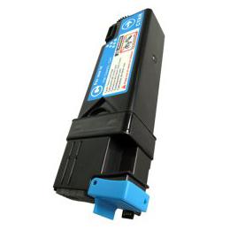 Image of   Dell C1320C (593-10259) Lasertoner,Cyan.Kompatibel,2000 sider