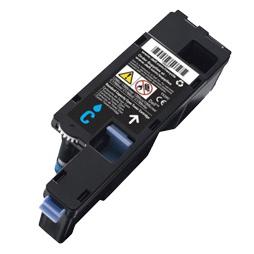 Image of   Dell C1760 C (332-0410) Lasertoner, Cyan, kompatibel (1400 sider)