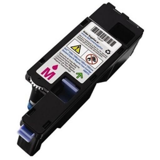 Image of   Dell CMR3C(1250/1350/1355) Lasertoner, Magenta, kompatibel (1200 sider)