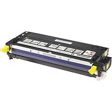Image of   Dell NF556 (3115/3110cn) Lasertoner, gul, kompatibel (8000 sider)