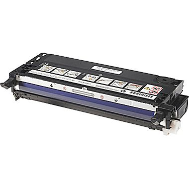 Image of   Dell PF030 (3115/3110cn) Lasertoner, sort, kompatibel (8000 sider)