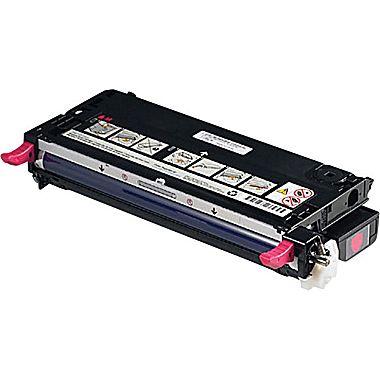Image of   Dell RF013 (3115/3110cn) Lasertoner, Magenta, kompatibel (8000 sider)