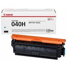 Canon CRG040HC Cyan Lasertoner, Original