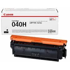 Canon CRG040HBK Black Lasertoner, Original