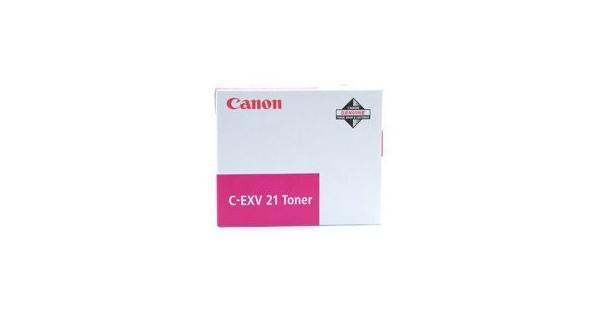 Image of   Canon C-EXV 21 M 0454B002 magenta toner, original