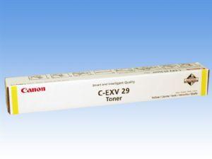 Image of   Canon C-EXV 29 Y 2802B002 gul toner, original