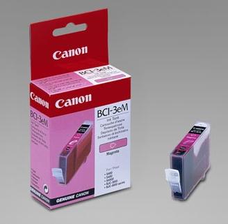Image of   Canon BCI-3EM, magenta blækpatron Original 320 sider